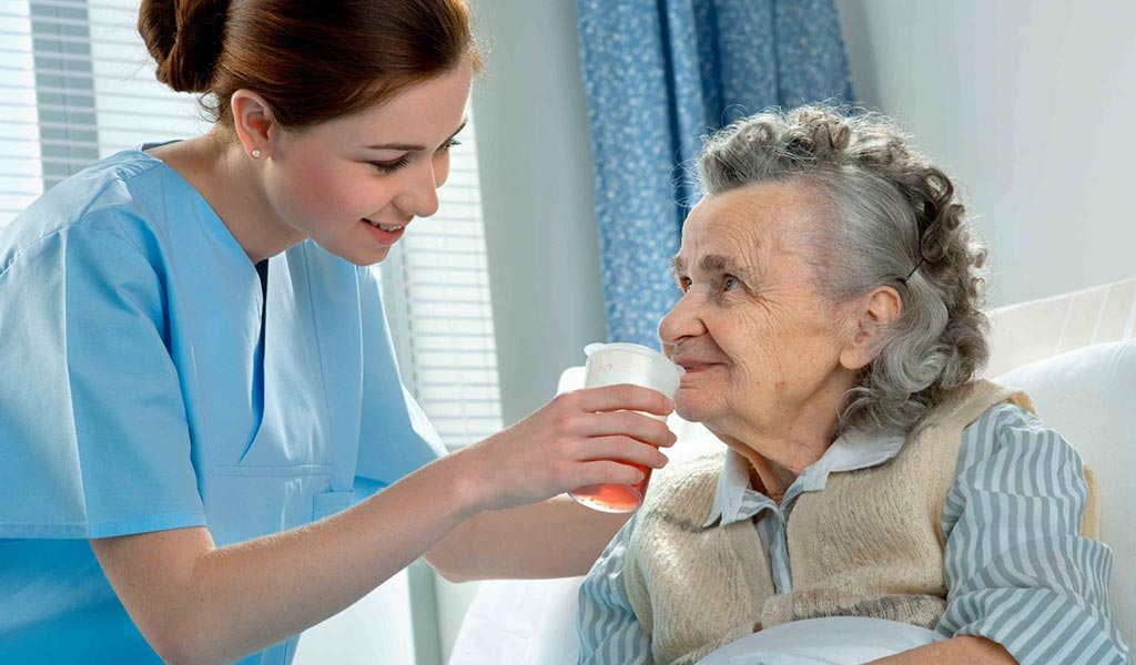 Choking in Aged Care residents