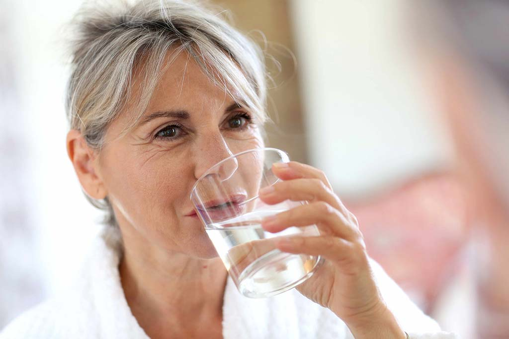hydration in aged care
